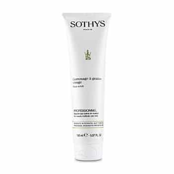 SOTHYS GOMMAGE A GRAINS VISAGE FACE SCRUB (SALON SIZE)  150ML/5.07OZ