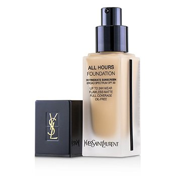 YVES SAINT LAURENT ALL HOURS FOUNDATION SPF 20 - # BR40 COOL SAND (EXP. DATE 02/2020)  25ML/0.84OZ