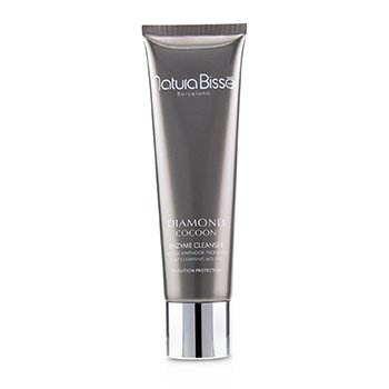 NATURA BISSE DIAMOND COCOON ENZYME CLEANSER DEEP CLEANSING MOUSSE  100ML/3.5OZ