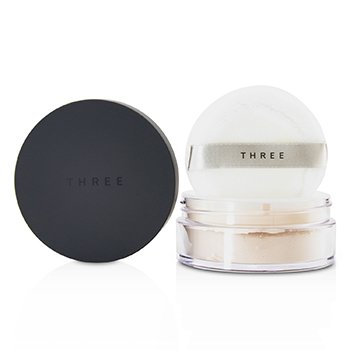 THREE ULTIMATE DIAPHANOUS LOOSE POWDER - # 01 TRANSLUCENT  17G/0.59OZ