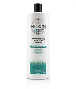NIOXIN SCALP RECOVERY PYRITHIONE ZINC MEDICATING CLEANSER (FOR ITCHY FLAKY SCALP)  1000ML/33.8OZ