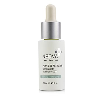 NEOVA PRIMARY PHOTOAGING - POWER RE ACTIVATOR CONCENTRATE  15ML/0.5OZ