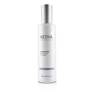 NEOVA PROGRESSIVE PHOTOAGING - RADIANT WASH  250ML/8.5OZ