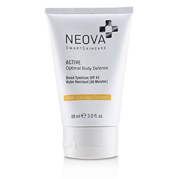 NEOVA DNA DAMAGE CONTROL - ACTIVE OPTIMAL BODY DEFENSE SPF 43  89ML/3OZ