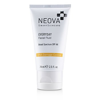 NEOVA DNA DAMAGE CONTROL - EVERYDAY FACIAL FLUID SPF 44  74ML/2.5OZ