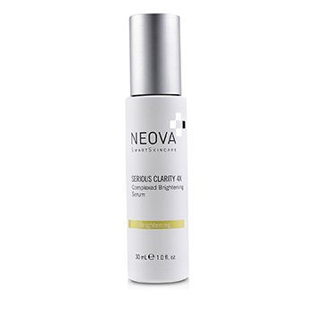 NEOVA BRIGHTENING - SERIOUS CLARITY 4X COMPLEXED BRIGHTENING SERUM  30ML/1OZ