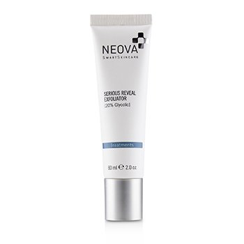 NEOVA TREATMENTS - SERIOUS REVEAL EXFOLIATOR (20% GLYCOLIC)  60ML/2OZ