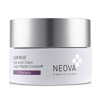 NEOVA SENSITIVE RELIEF + PSORIASIS - CLEAR RELIEF MULTI-ACTION CREAM  50ML/1.7OZ