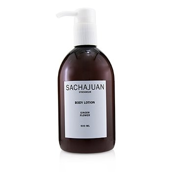 SACHAJUAN BODY LOTION - GINGER FLOWER  500ML/16.9OZ