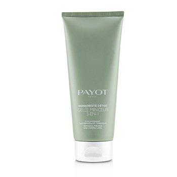 PAYOT HERBORISTE DéTOX GELéE MINCEUR 3-EN-1 - REFINING, FIRMING AND TONING CARE  200ML/6.7OZ