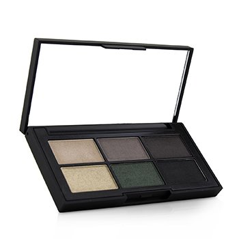NARS NARSISSIST HARDWIRED EYESHADOW PALETTE (6X EYESHADOW) (UNBOXED)  7.8G/0.24OZ