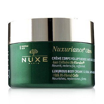 NUXE NUXURIANCE ULTRA GLOBAL ANTI-AGING LUXURIOUS BODY CREAM  200ML/6.8OZ