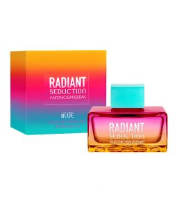ANTONIO BANDERAS RADIANT SEDUCTION BLUE EDT FOR WOMEN