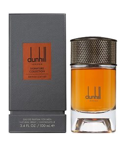 DUNHILL BRITISH LEATHER SIGNATURE COLLECTION EDP FOR MEN