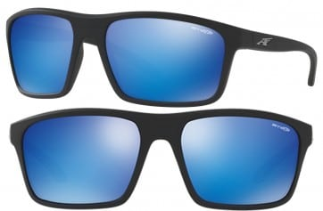 ARNETTE SANDBANK SUNGLASSES AN4229 01/25 MIRROR AZURE 61MM 
