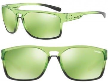 ARNETTE BRAPP SUNGLASSES AN4239 24928N GREEN 62MM 