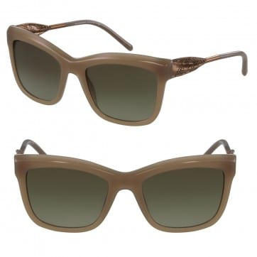 BURBERRY SUNGLASSES BE4207 357213 OPAL BEIGE BROWN GRADIENT 56MM 