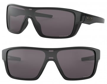 OAKLEY STRAIGHTBACK OO9411 941101 PRIZM GREY POLISHED BLACK 27MM SUNGLASSES 