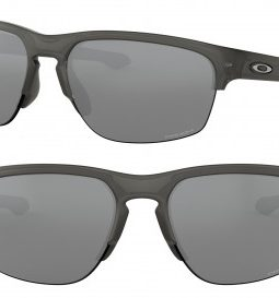 OAKLEY SLIVER EDGE OO9413 941303 PRIZM BLACK GRAY SMOKE 65MM SUNGLASSES  OO9413 (941303) (65)*