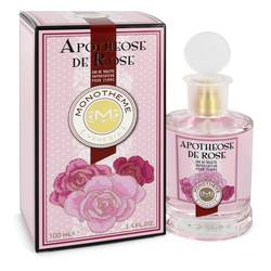 MONOTHEME FINE FRAGRANCES VENEZIA APOTHéOSE DE ROSE EDT FOR WOMEN