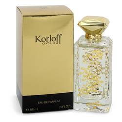 KORLOFF KORLOFF GOLD EDP FOR WOMEN
