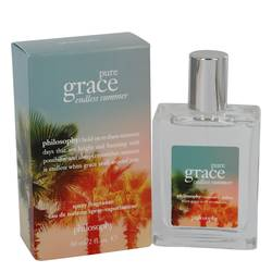 PHILOSOPHY PURE GRACE ENDLESS SUMMER EDT FOR WOMEN