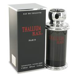 YVES DE SISTELLE THALLIUM BLACK EAU DETOILETTE FOR MEN
