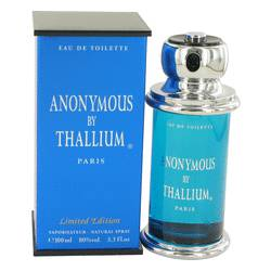 YVES DE SISTELLE THALLIUM ANONYMOUS EDT FOR MEN