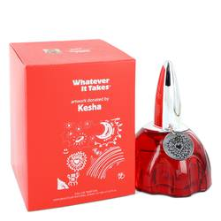 WHATEVER IT TAKES WHATEVER IT TAKES KESHA EDP FOR WOMEN