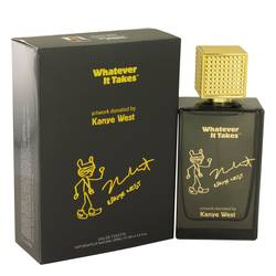 WHATEVER IT TAKES WHATEVER IT TAKES KANYE WEST EDT FOR MEN