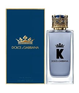 DOLCE & GABBANA D&G K EDT FOR MEN