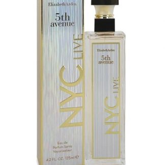 ELIZABETH ARDEN 5TH AVENUE NYC LIVE EDP FOR WOMEN
