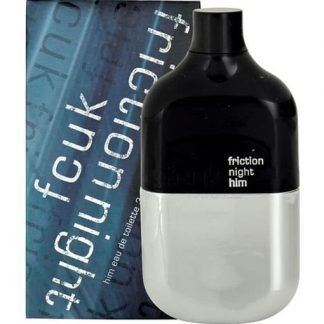 FCUK FRICTION NIGHT EDT FOR MEN