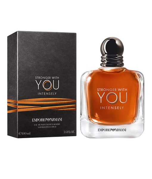 GIORGIO ARMANI EMPORIO ARMANI STRONGER WITH YOU INTENSELY EDP FOR MEN