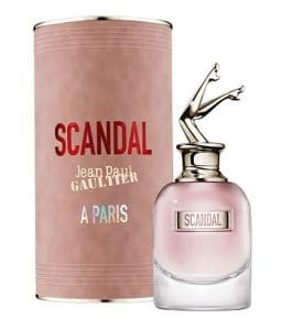 JEAN PAUL GAULTIER JPG SCANDAL A PARIS EDT FOR WOMEN