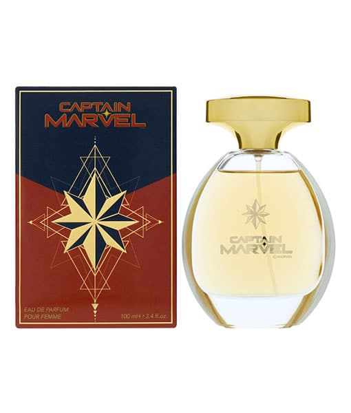 MARVEL CAPTAIN MARVEL POUR FEMME EDP FOR WOMEN