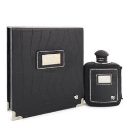 ALEXANDRE J WESTERN LEATHER BLACK EDP FOR MEN