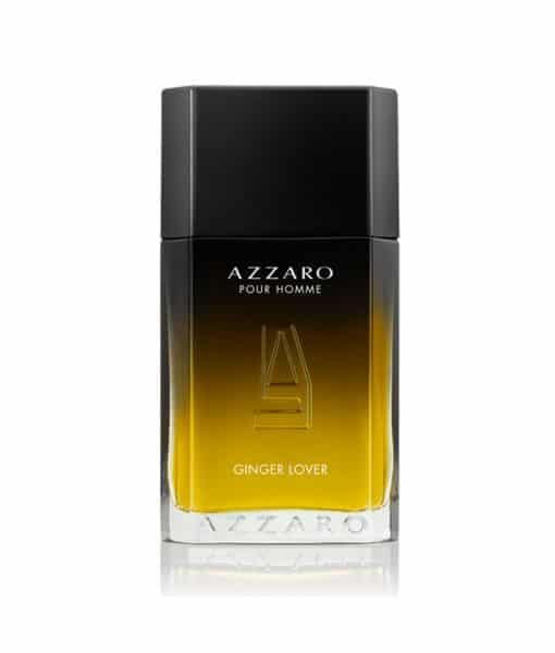 AZZARO GINGER LOVER EDT FOR MEN