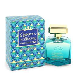 ANTONIO BANDERAS QUEEN OF SEDUCTION ABSOLUTE DIVA EDT FOR WOMEN