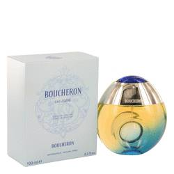 BOUCHERON EAU LEGERE LIMITED EDITION (BLUE BOTTLE, BERGAMOTE, GENET, NARCISSE, MUSC) EDT FOR WOMEN