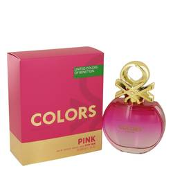 BENETTON COLORS DE BENETTON PINK EDT FOR WOMEN