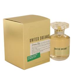 BENETTON UNITED DREAMS DREAM BIG EDT FOR WOMEN
