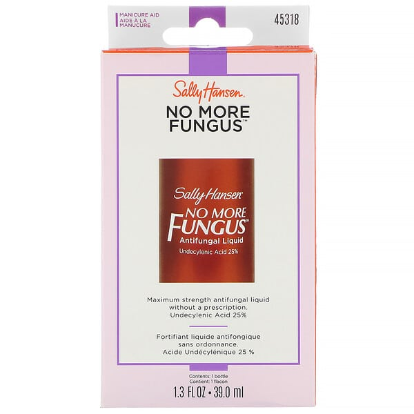 Sally Hansen, No More Fungus, Maximum Strength, 1.3 fl oz (39 ml)