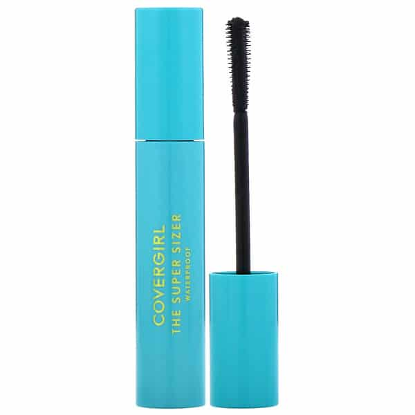 Covergirl, The Super Sizer, Waterproof Mascara, 825 Very Black, .4 fl oz (12 ml)