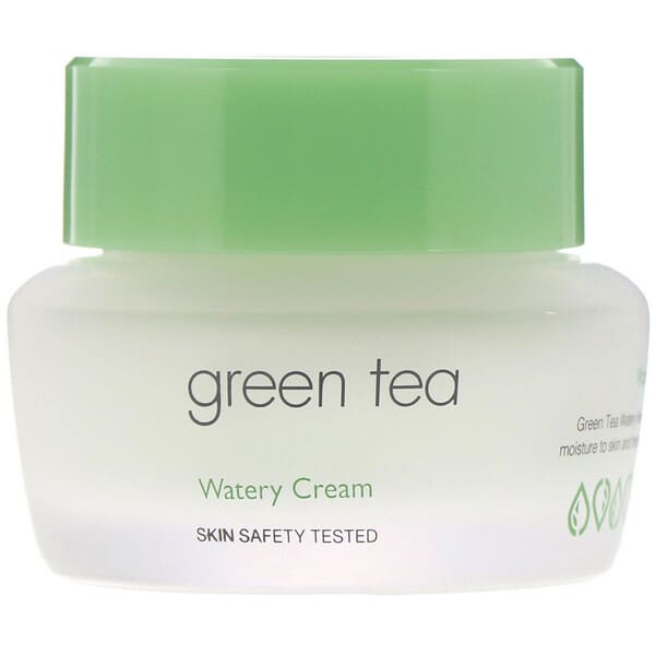It's Skin, Green Tea, Watery Cream, 50 ml