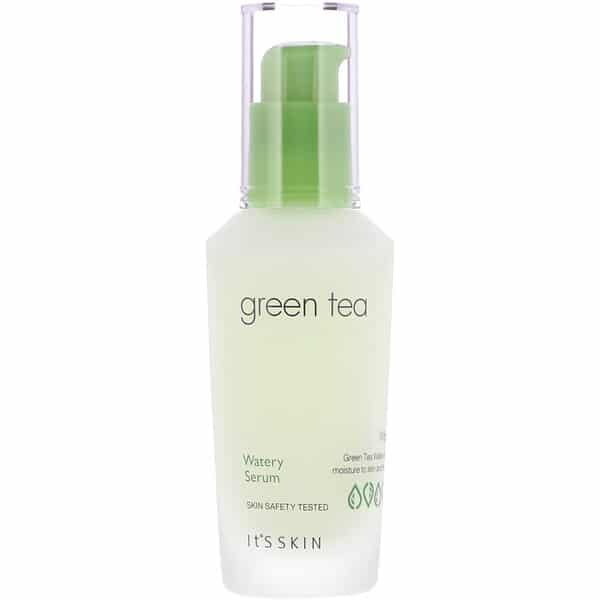 It's Skin, Green Tea, Watery Serum, 40 ml