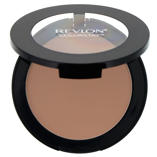 Revlon, Colorstay, Pressed Powder, 850 Medium/Deep, 0.3 oz (8.4 g)