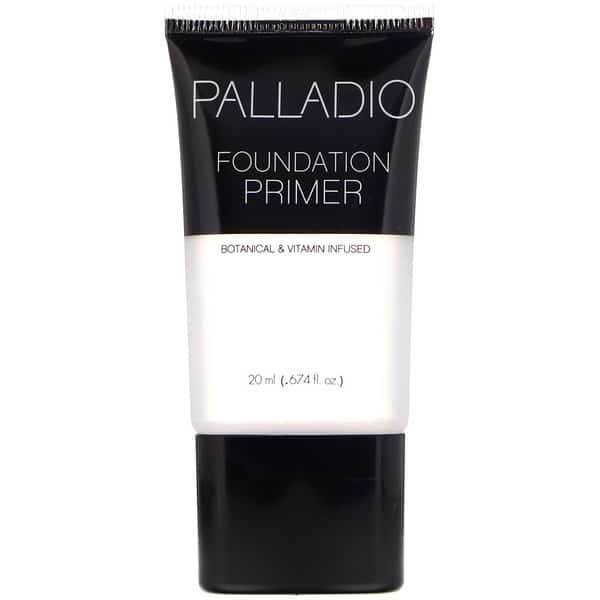 Palladio, Foundation Primer, 0.674 fl oz (20 ml)