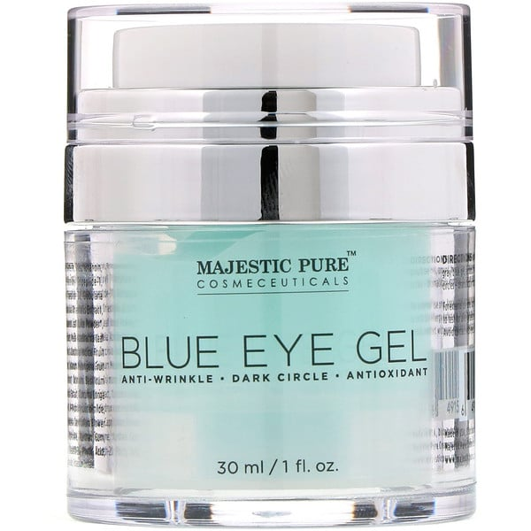 Majestic Pure, Blue Eye Gel, 1 fl oz (30 ml)