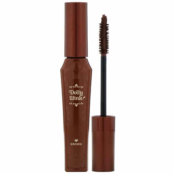 Koji, Dolly Wink, Long & Volume Mascara, Brown, 0.3 oz (8.5 g)